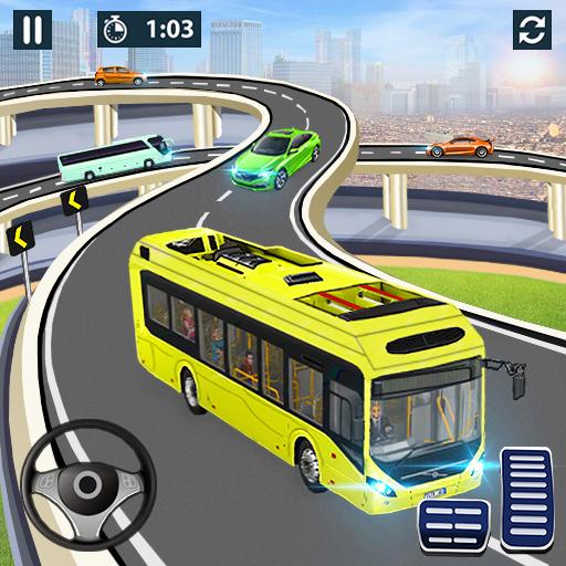 Baixar Bus Games - Coach Bus Simulator 2020, Free Games para Android