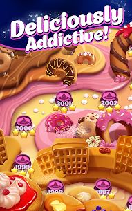 Crafty Candy – Match 3 Adventure 7