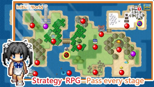 Unlimited Skills Hero - Single Role Play RPG screenshots 5