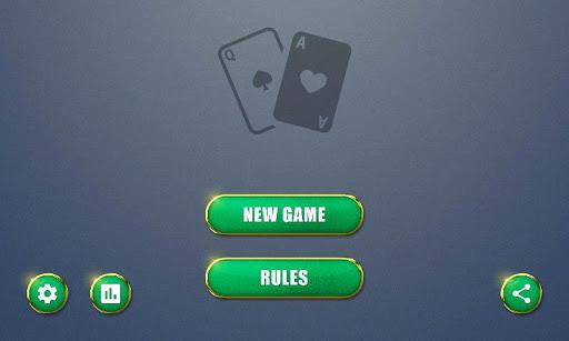 Hearts card game 2.4 screenshots 1