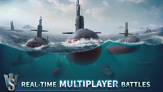 WORLD of SUBMARINES: Navy Warships Battle Wargame Mod Apk