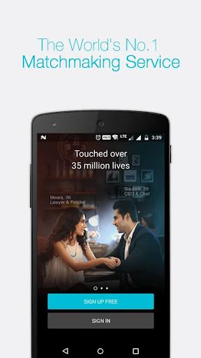 Shaadi.comu00ae - Indian Matrimony & Marriage App 7.6.7 screenshots 1