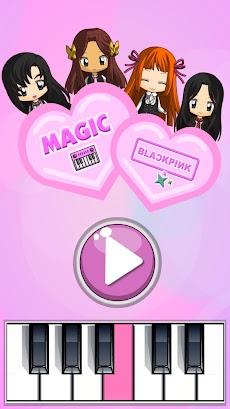 Magic Tiles - Blackpink Edition (K-Pop)のおすすめ画像1