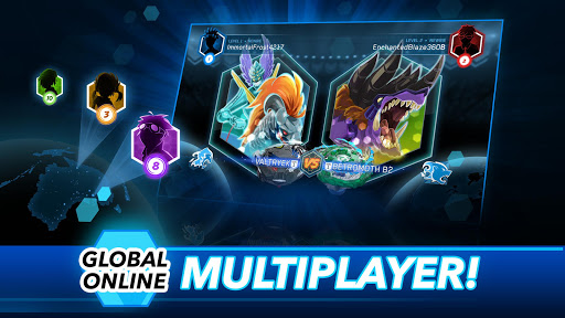 beyblade burst game screenshot 3