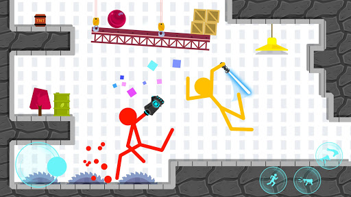 Supreme Stickman Fighting: Stick Fight Games 2.0 screenshots 10