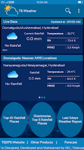 TS Weather  Apps For Pc – Free Download & Install On Windows 10/8/7 1