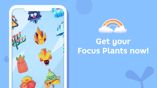 Focus Plant - Stay Focused, Study Timer, Focus App Screenshot