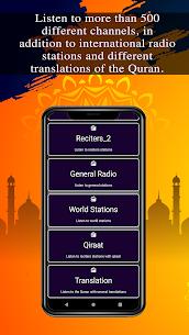 Quran Radio (Gold) 2.2 Apk 3