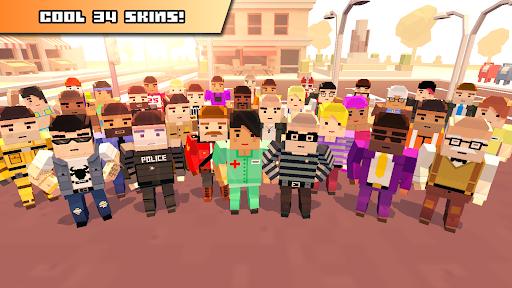 Blocky Car Racer - racing game 1.36 screenshots 4