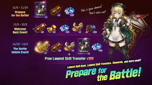 Brave Nine - Tactical RPG 1.64.7 screenshots 11