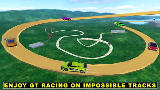 City GT Racing Car Stunts 3D Free - Top Car Racing 2.0 screenshots 8