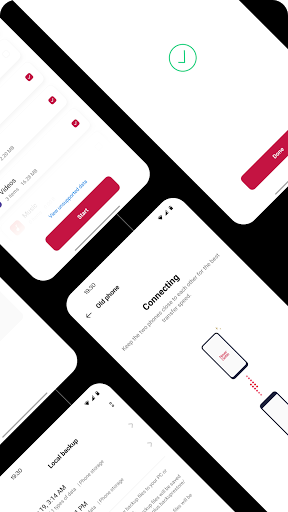 Clone Phone – The official OnePlus Switch app  screenshots 2