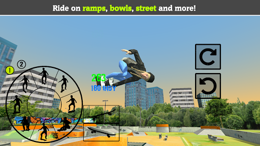 Skateboard FE3D 2 - Freestyle Extreme 3D 1.28 screenshots 5