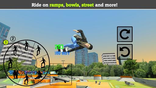 Skateboard FE3D 2 - Freestyle Extreme 3D 1.32 screenshots 5