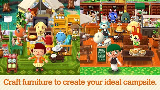 Animal Crossing: Pocket Camp  screenshots 2