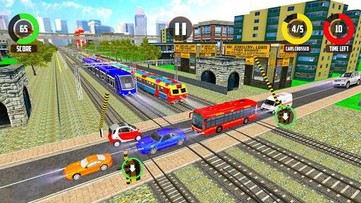 railroad crossing indonesia 3d screenshot 3
