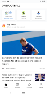 OneFootball MOD APK (Extra/AD-Free) Download 1