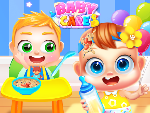 My Baby Care - Newborn Babysitter & Baby Games  screenshots 7