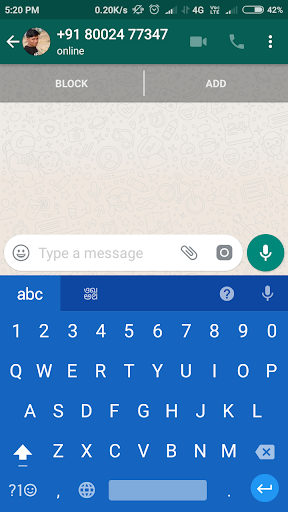 WhatsMe_Pro : Send Massage Without Saving Number 49 screenshots 2