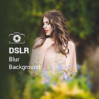 DSLR Camera - Shape Blur Camera  Auto Blur Camera