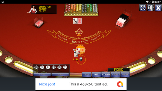 BLACK JACK (FREE) 1.0 MOD for Android 2