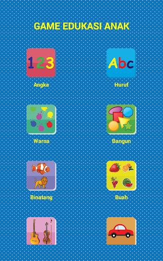 Game Edukasi Anak Lengkap  screenshots 3