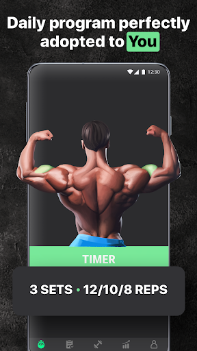 ProFit: Gym & Home Workout 2.5.1 Screenshots 3