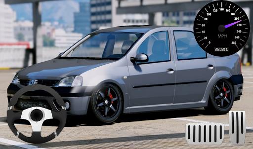 citizen car renault logan classic parking screenshot 3