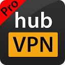 Hub Vpn Pro - Fast Secure Without Ads VPN