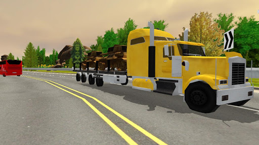 Tank Transporter 3D  screenshots 2