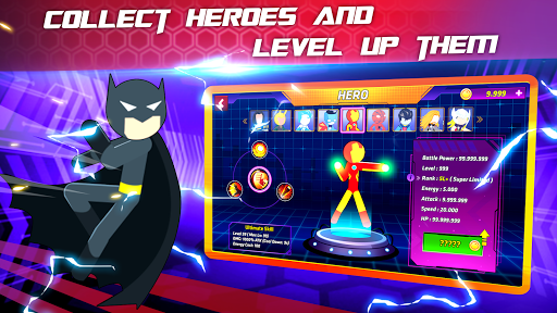 Super Stickman Heroes Fight 2.2 screenshots 5
