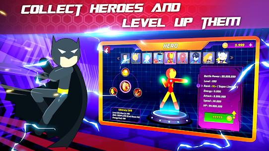 Super Stickman Heroes Fight Mod 2.5 Apk [Unlimited Money] 5