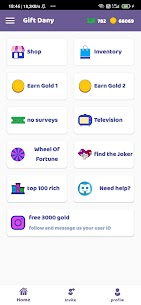 Gift Dany – Free Game Codes 1