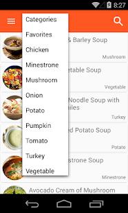 Soup Recipes - Free Recipes Cookbook