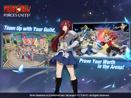 FAIRY TAIL: Forces Unite! android2mod screenshots 14