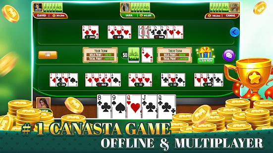 Canasta Plus 2.6 screenshots 1