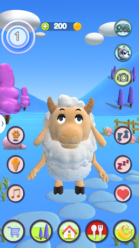 Talking Sheep 2.20 screenshots 1