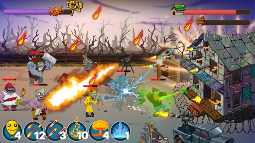 Code Triche Zombie Ranch. Zombie jeux de tir (Astuce) APK MOD screenshots 5