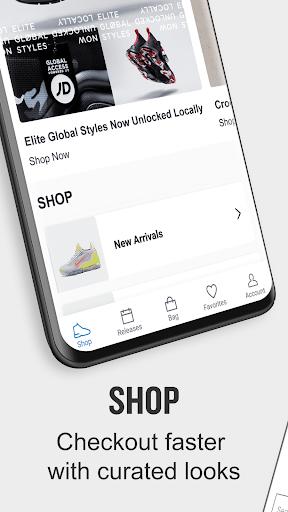 Finish Line: Shop shoes, shop sneakers & fashion android2mod screenshots 2