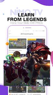Nimo TV – Oyun Canlı Yayını İzle Full Apk İndir 6