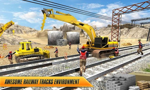 Train Track Tunnel Railway For Pc (2021), Windows And Mac – Free Download 2