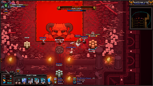 Hero Siege: Pocket Edition 5.2.4 screenshots 12