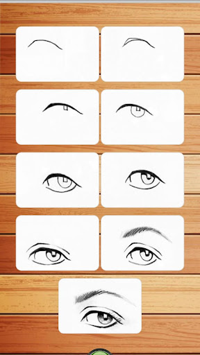 How to Draw Eyes Step by Step  Screenshots 2