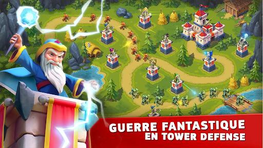 Télécharger Toy Defense Fantasy — Tower Defense Game  APK MOD (Astuce) screenshots 1