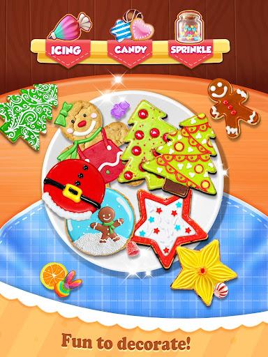 Sweet Cookies Maker - The Best Desserts Snacks 1.2 screenshots 3