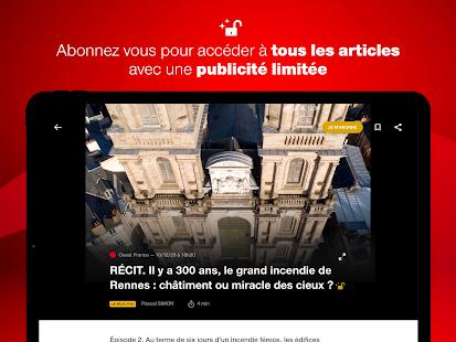Ouest-France, lu2019actu de la commune au monde 4.6.1 Screenshots 15