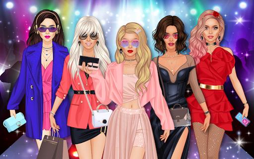 Fashion Show Makeover - Make Up & Dress Up Salon  screenshots 13