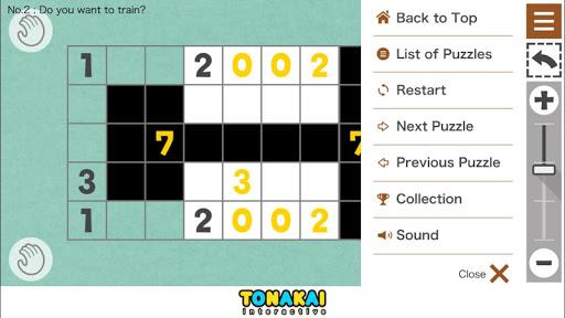 pixel puzzle - black or white mobile screenshot 3
