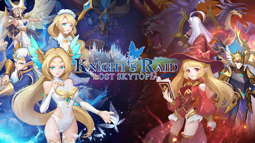 Knight's Raid: Lost Skytopia  screenshots 1