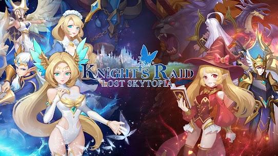 Knight's Raid Lost Skytopia Apk, Knight's Raid Lost Skytopia Apk Download NEW 2021* 1